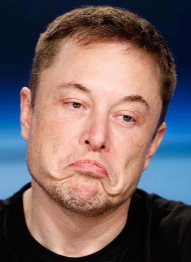 Все провалы Илона Маска одним списком