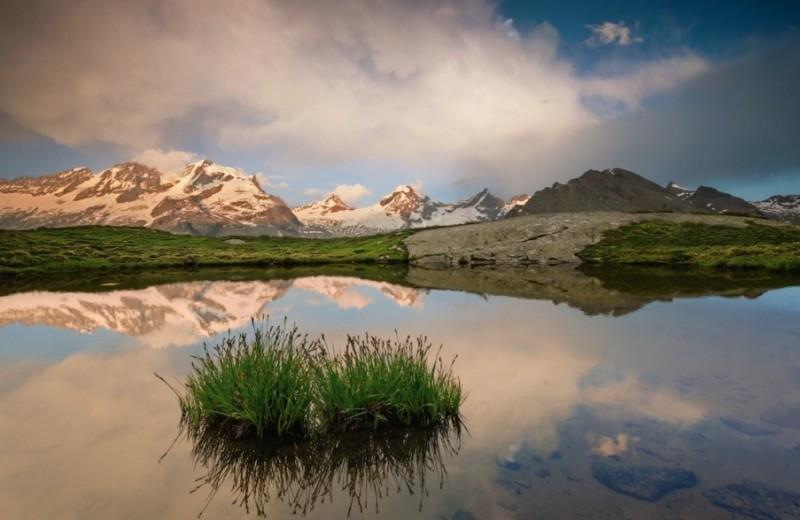 Гран-Парадизо: между небом и землей