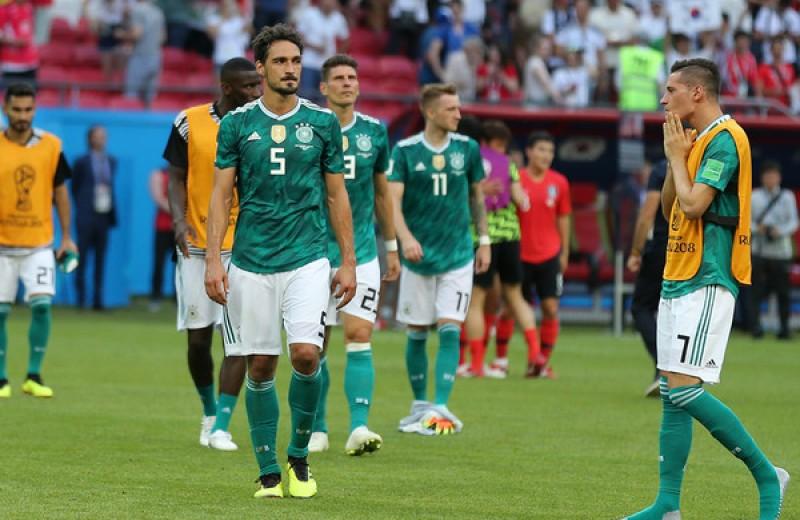 Сон в жуткую ночь. Такого позора футбольная Германия не знала никогда!
