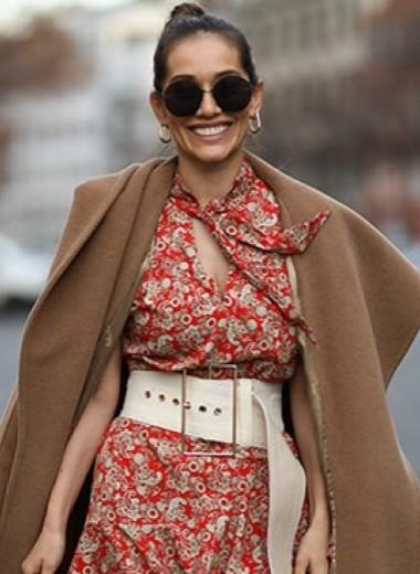 Длинная верхняя одежда: собираем зимний гардероб