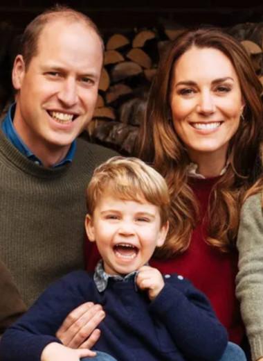 Милые озорники! Удивительные факты о детях Кейт Миддлтон и принца Уильяма