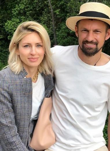 Сергей Семак сделал жене предложение на борту самолета в Милан