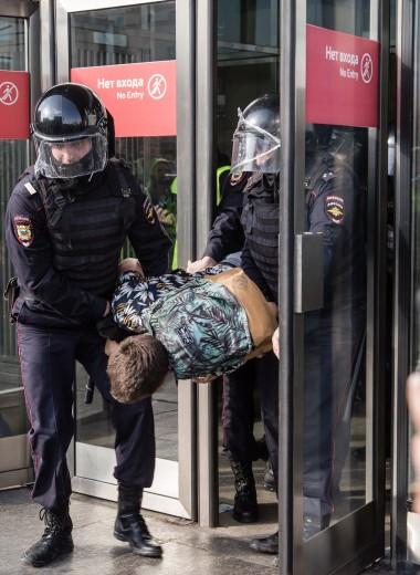 Как прошла акция за честные выборы в Москве 3 августа