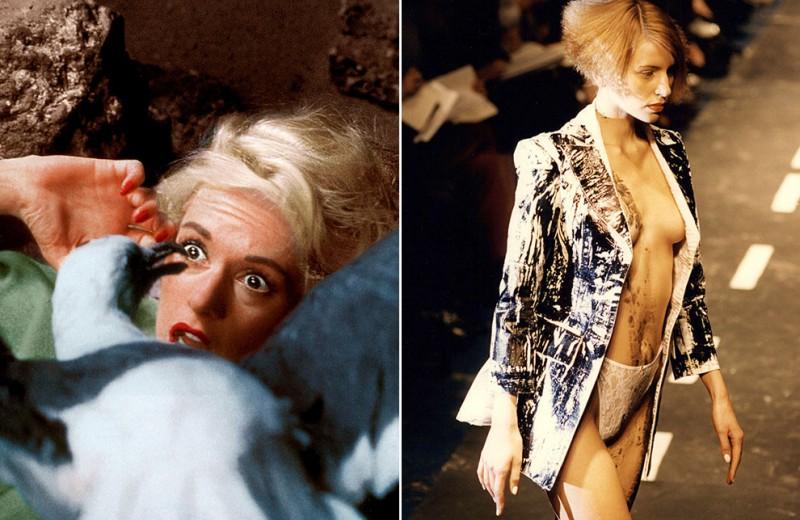 Какими хоррор-фильмами вдохновляются модные дизайнеры