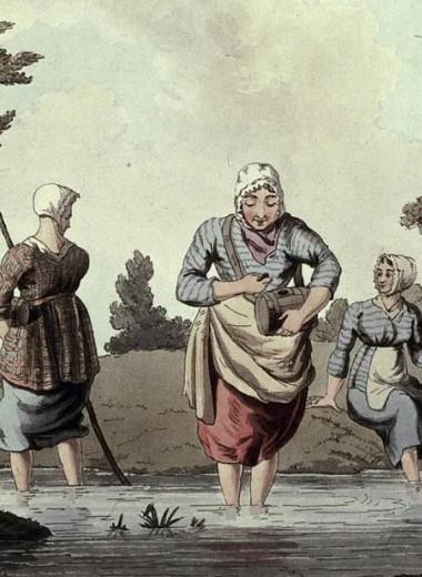 Клоачный кладоискатель и еще 6 самых жутких профессий викторианской эпохи