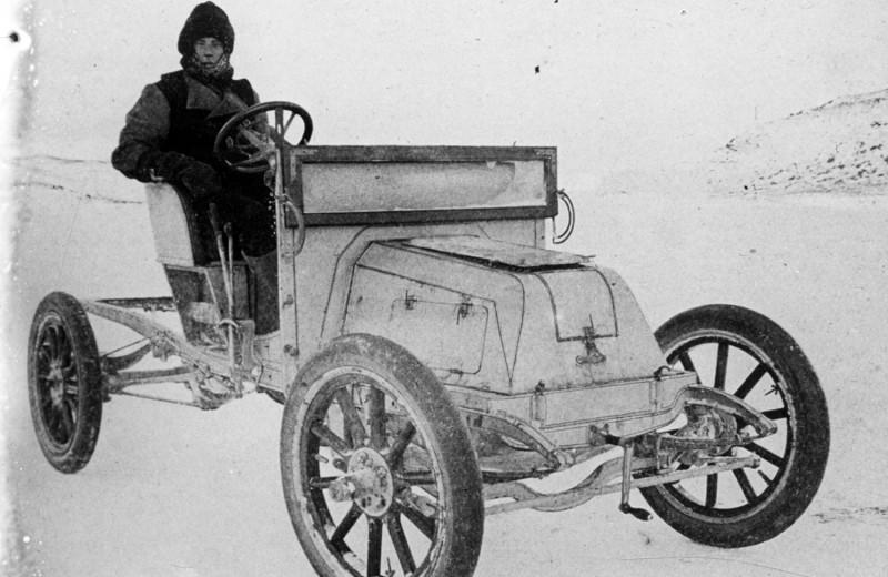 10 автомобилей, побывавших в Антарктиде
