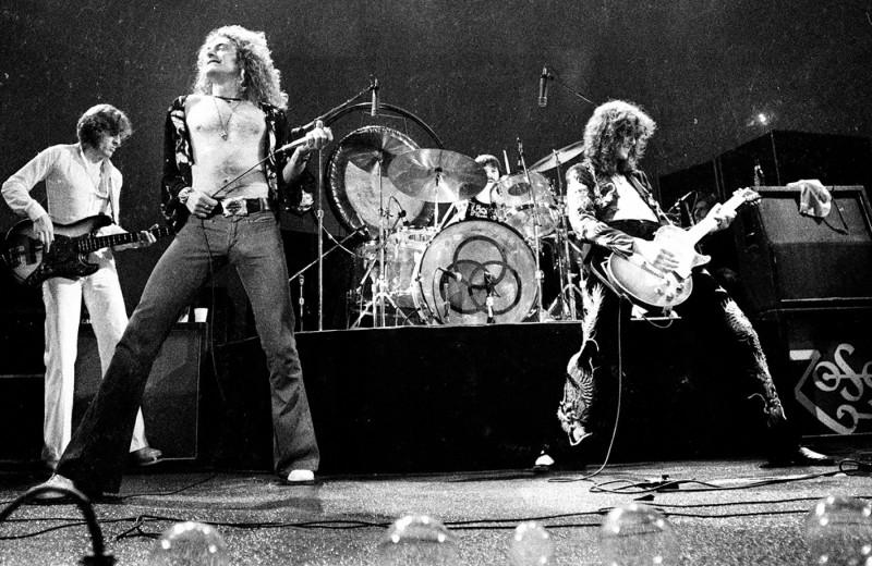 История одной песни: «Лестница в небо» Led Zeppelin, 1971