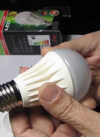 Почему не стоит покупать дешевые светодиодные лампочки?