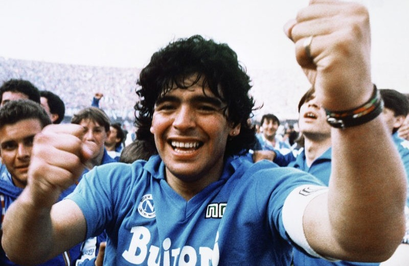Как Диего Марадона настроил Неаполь против всей Италии и стал нюхать кокаин