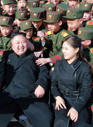 5 безумных слухов о Ким Чен Ыне