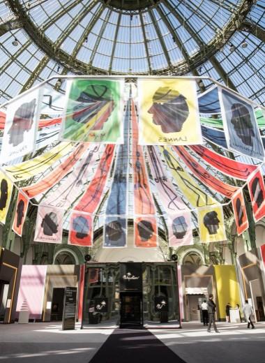 «Женщина в городе» и «Клоун в капюшоне»: что покупать в Париже на ярмарке La Biennale Paris