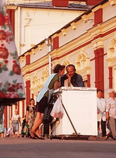 Единственный российский фотограф агентства Magnum Георгий Пинхасов — о Тарковском, Картье-Брессоне и портрете России