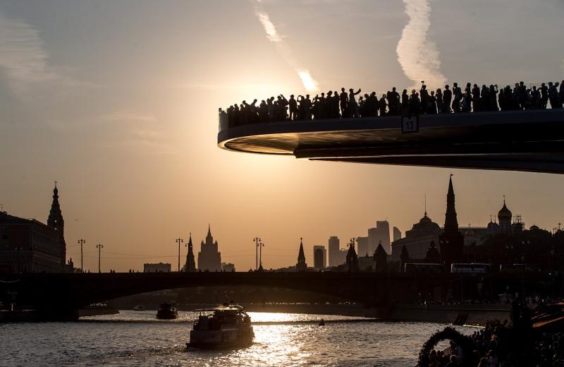 «Мне не по душе снос гостиницы «Россия»: голландский архитектор о том, как похорошела Москва за последние 10 лет