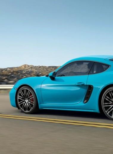 Кто бы мог подумать, что Porsche 718 Cayman S – отличная машина на каждый день