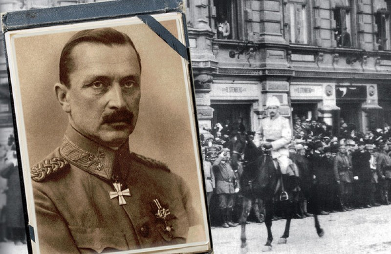 Барон и очень опасен: жизнь и легенда Карла Маннергейма