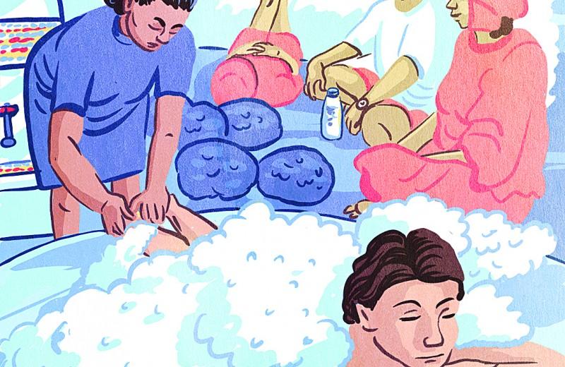 Правила особой влажности: банные традиции и ритуалы