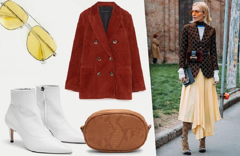 Как и с чем носить поясную сумку: 3 модных идеи для осени