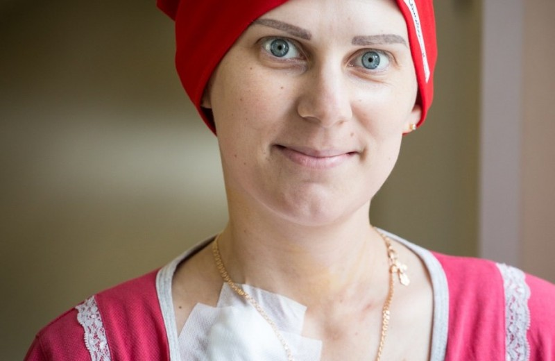 Наташе очень надо жить: помогите ей найти донора
