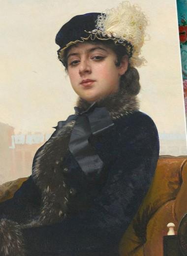 Судьбы красавиц со знаменитых портретов русских художников