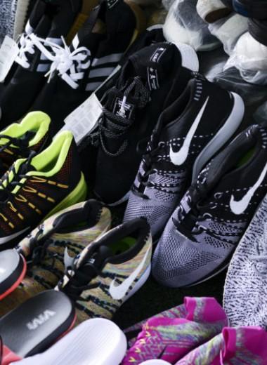 Как отличить поддельные кроссовки от оригинальных?