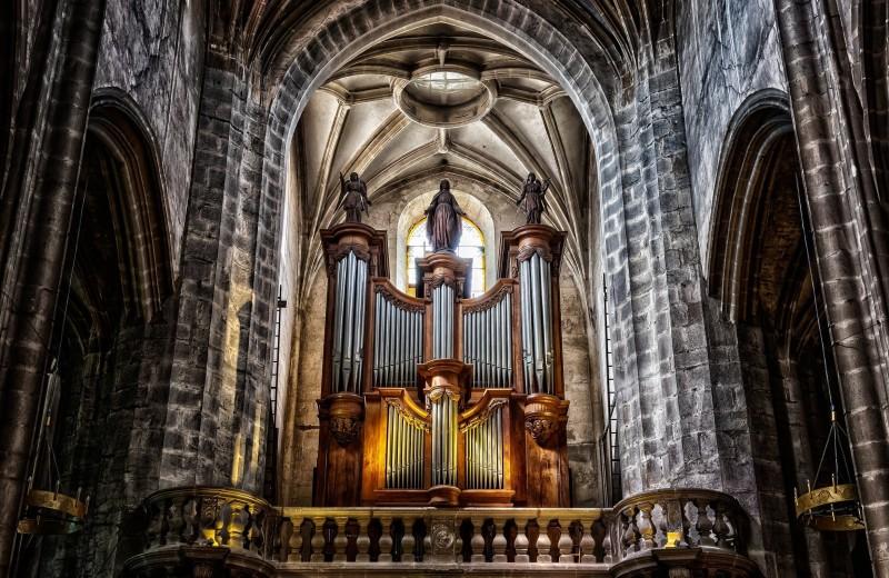 33 тысячи труб: как устроен орган