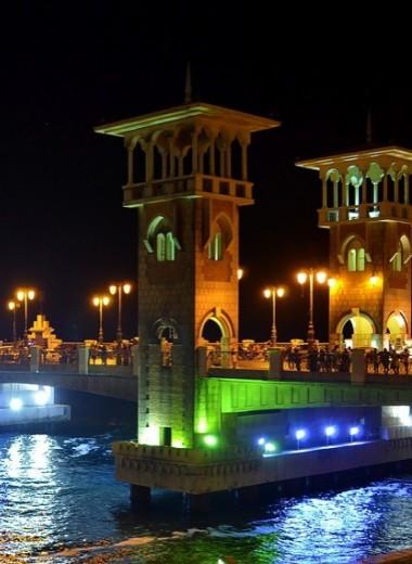 Александрия может уйти под воду