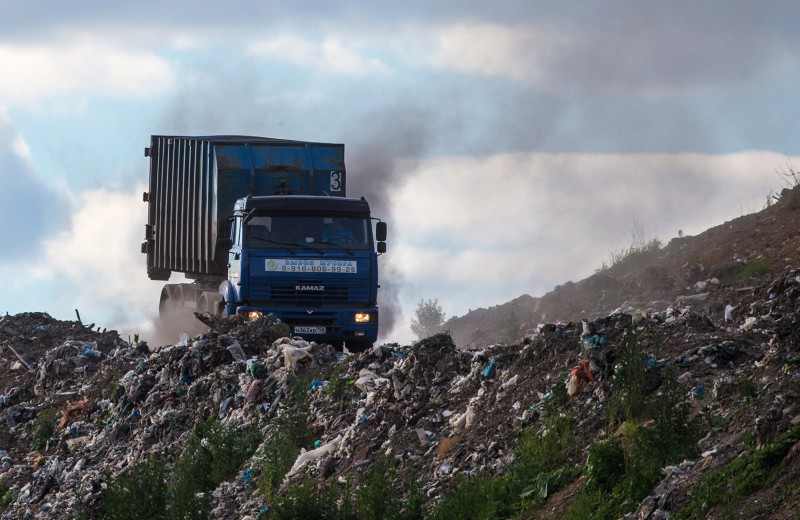 Многие операторы отходов оказались на грани банкротства из-за мусорной реформы