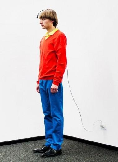 «Человек-киборг» Нил Харбиссон — о том, как ему живется со вживленной в голову антенной