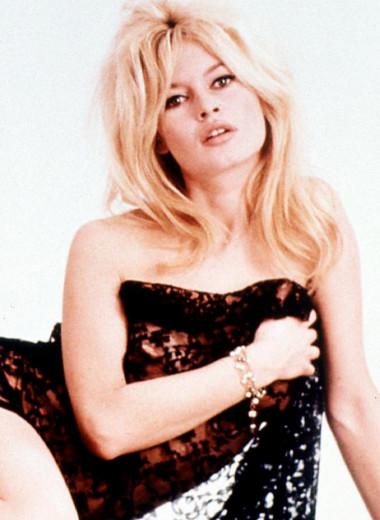 Секс-символ и мать-кукушка: удивительная история актрисы Брижит Бардо