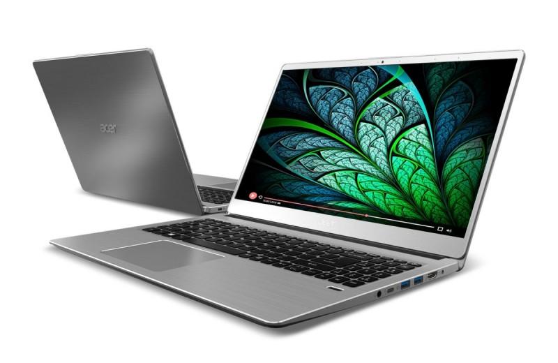 Меньше килограмма, 15,6 дюймов: новый ноутбук от Acer