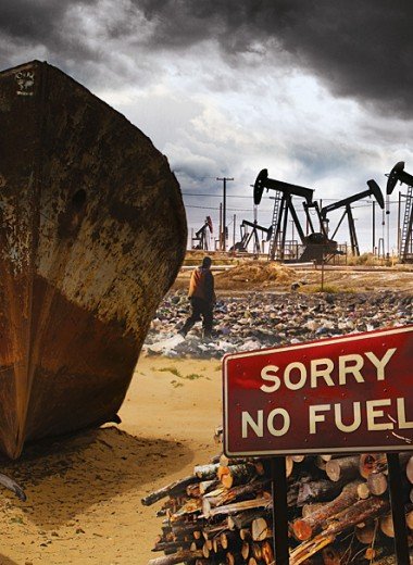 Ресурс воскрес! Почему учеловечества пока мало шансов разбазарить нашу планету