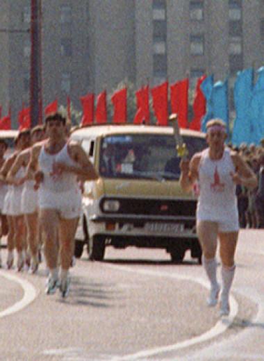 Маршрутка для олимпийского мишки. Как выглядел главный автомобиль Олимпиады-80