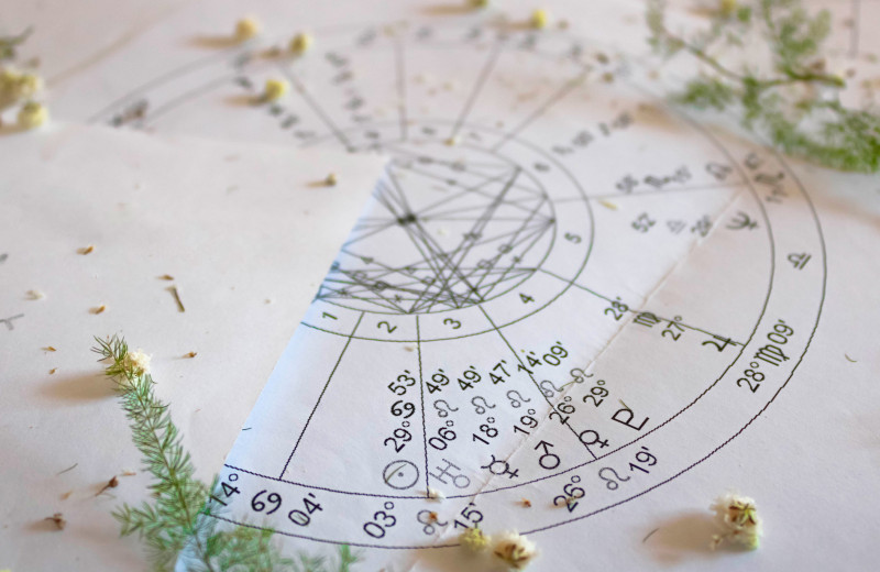 Как самостоятельно создать натальную карту и за что отвечают планеты в ней