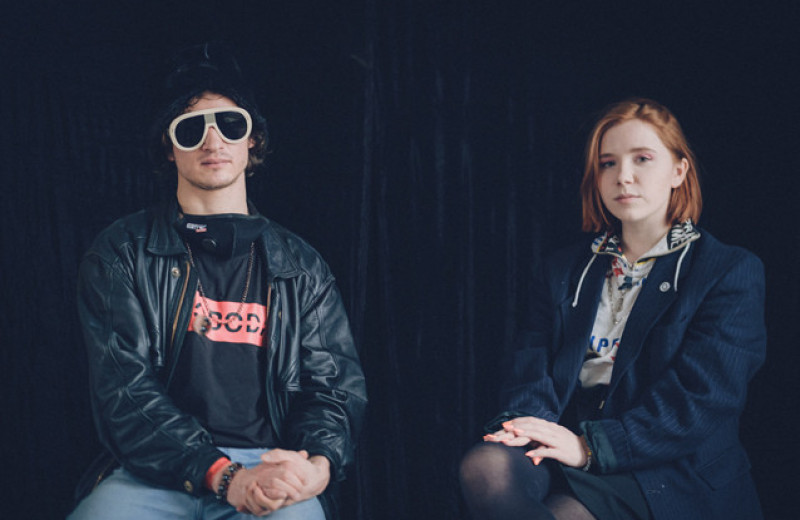 Интервью с Daniel Shake и О!Марго