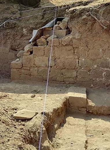 В Мексике нашли остатки пирамиды времен образования ацтекской империи