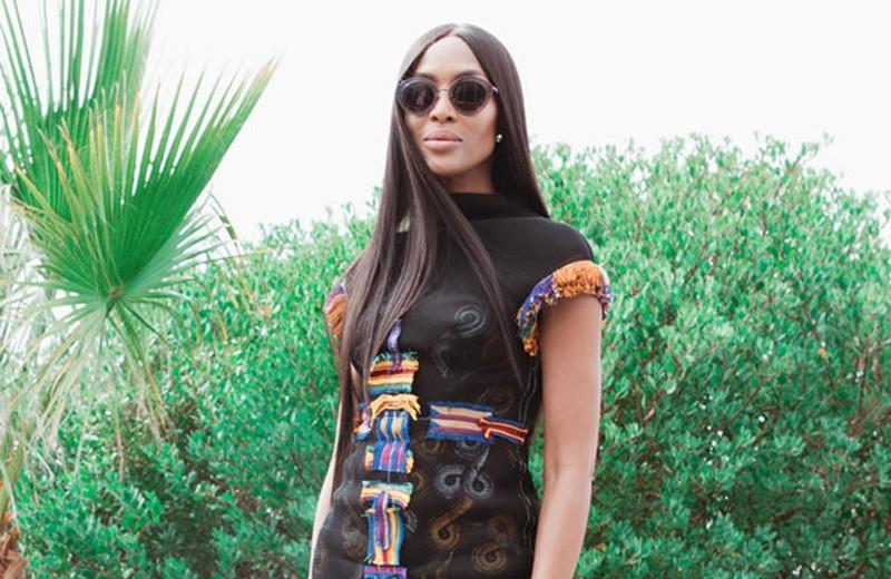 Наоми Кэмпбелл о расизме в моде и будущем темнокожих моделей