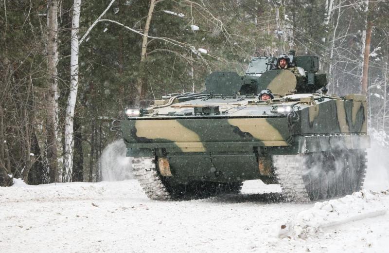 «Курганец-25»: главные особенности бронемашины