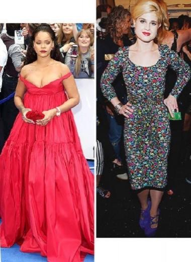 Из худышки в толстушку: знаменитости, которые поправились до неузнаваемости