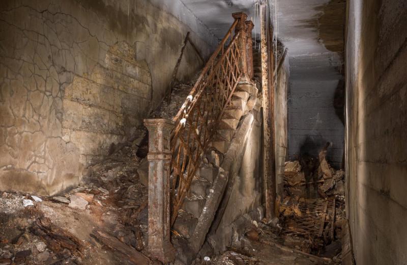 Лестница в прошлое: в Орле обнаружен портал в XIX век