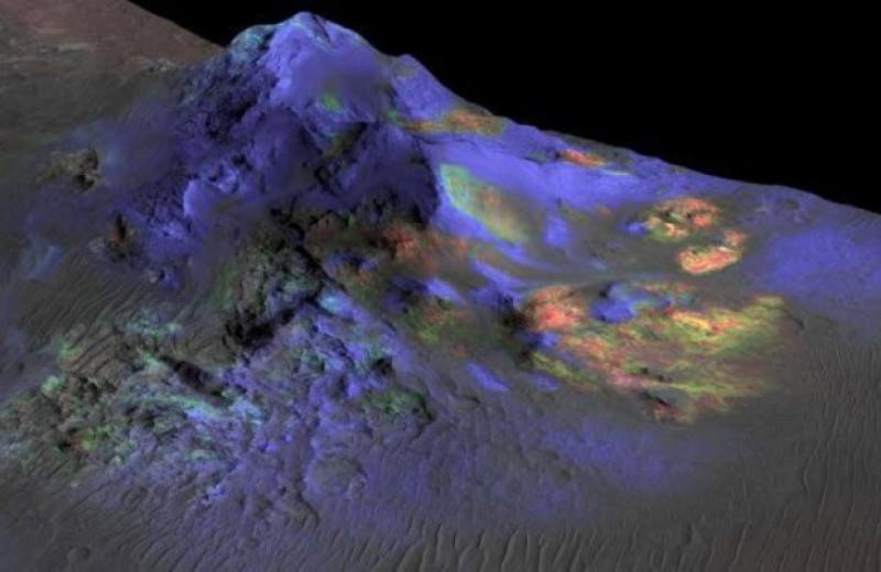 10 открытий, сделанных на Марсе
