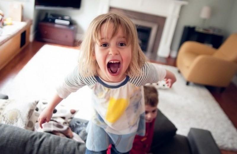 Дети, у которых нет кнопки «сделать тише»