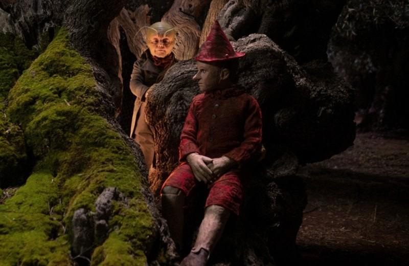 Вновом «Пиноккио» Маттео Гарроне нет ничего интересного, кроме необычного визуала