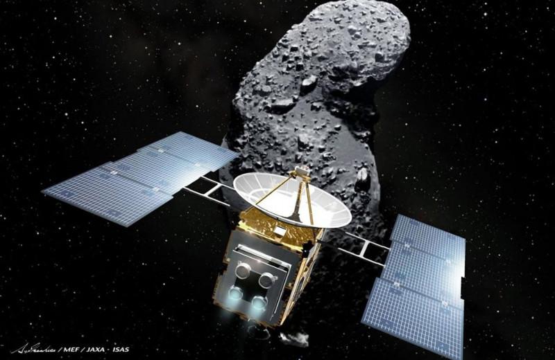 В образцах с астероида Итокава нашли органические материалы, необходимые для возникновения жизни