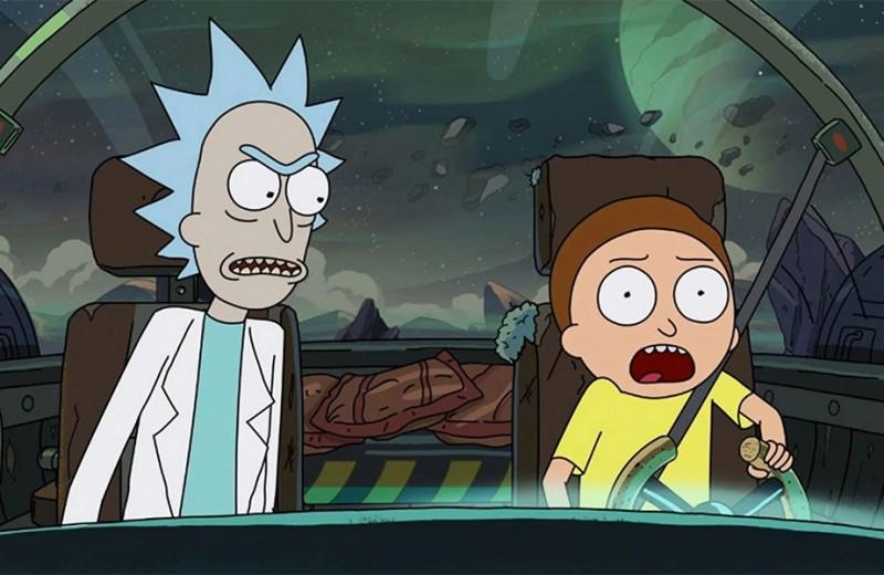 7 фактов о мультсериале «Рик и Морти», которые мы своровали в соседней Вселенной