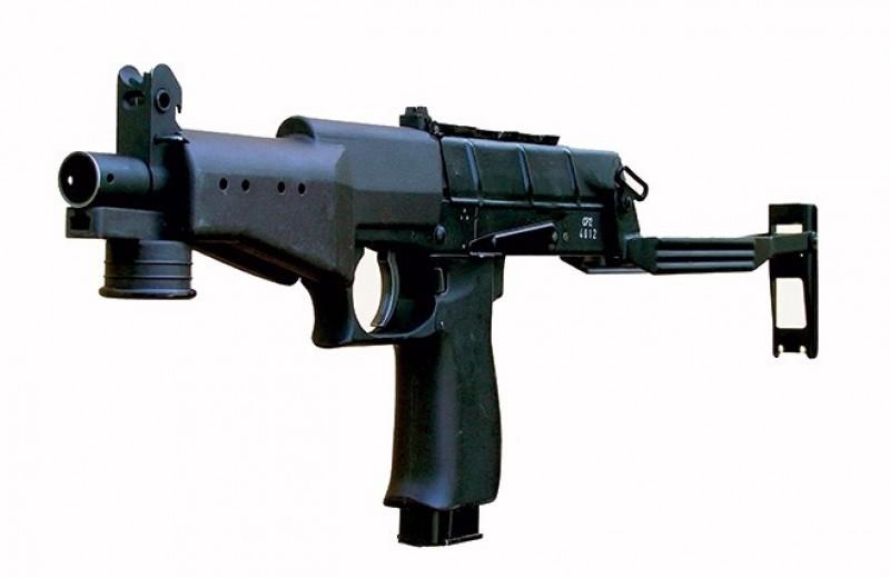 Как устроен пистолет-пулемет «Вереск»
