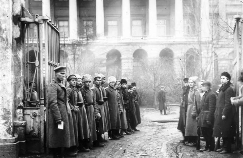 12вопросов обОктябрьской революции