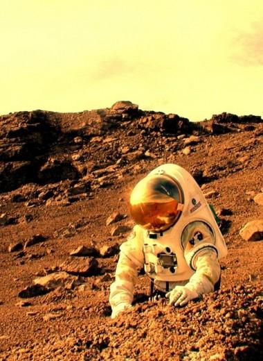 4 имитации Марса на Земле
