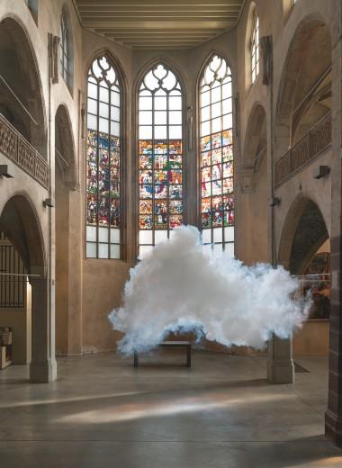 Парящие облака: необычный фотопроект