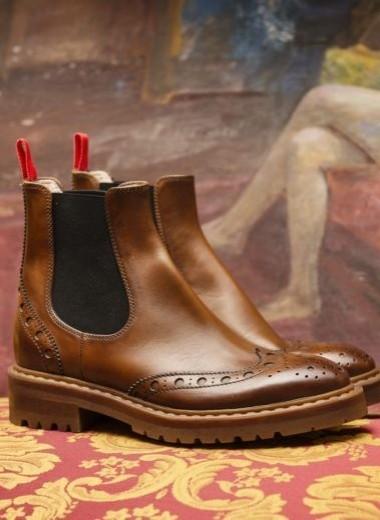 Какую обувь носить в ноябре?