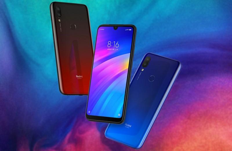 Обзор смартфона Redmi 7: бюджетник от Xiaomi дешевле 10 000 рублей